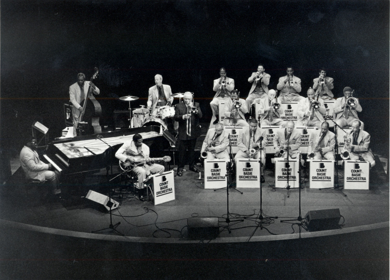 Count Basie His Orchestra Not Now Ill Tell You When